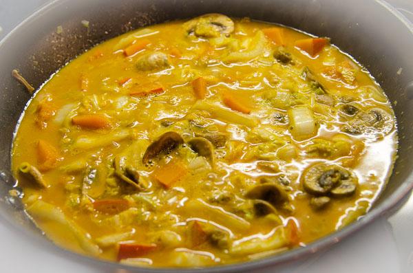 K rbis curry was soll ich nur kochen - Kann man reis in der mikrowelle kochen ...