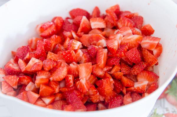 Erdbeermarmelade nicht nur klassisch was soll ich nur for Was soll ich kochen